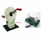 The Windstream ® Human Power Generator and 12V DC Educational Light box System