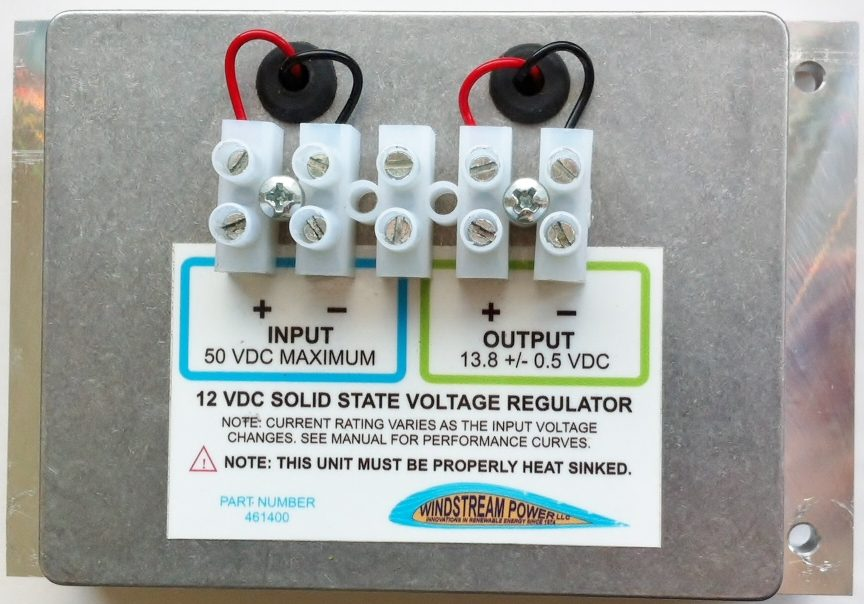 Circuitlab Wind Turbine Voltage Regulator High Current